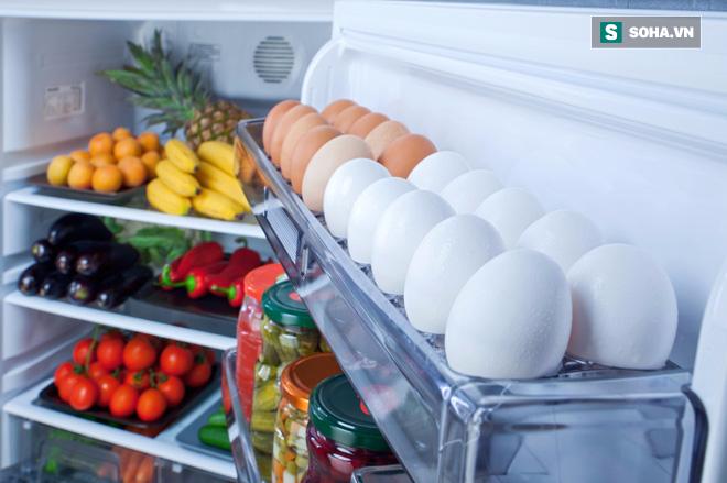 Đây là lý do người châu Âu không bao giờ bỏ trứng trong tủ lạnh! - Ảnh 2.