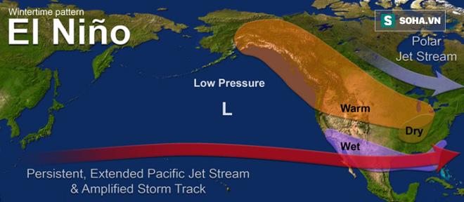 Trái Đất có nguy cơ biến thành lò lửa vì người bà con khó tính của El Niño và La Niña - Ảnh 1.