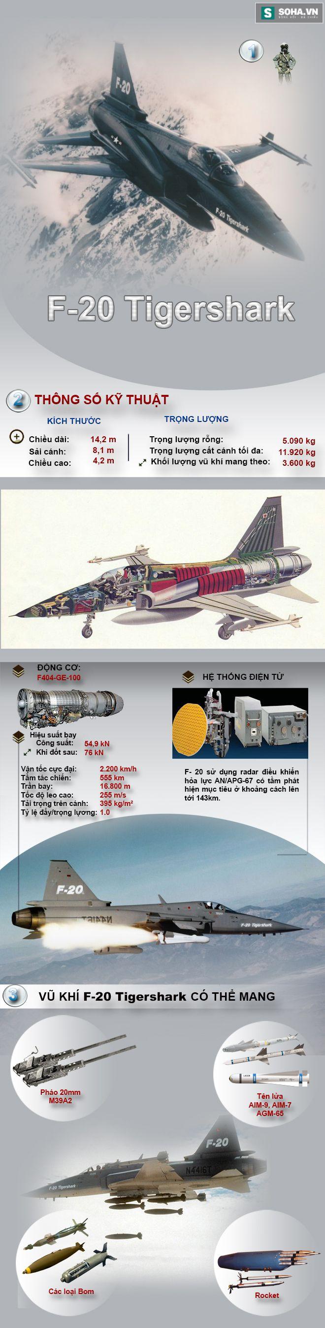 Chiếc tiêm kích được phát triển nhằm thay thế F-5E có gì đặc biệt? - Ảnh 1.