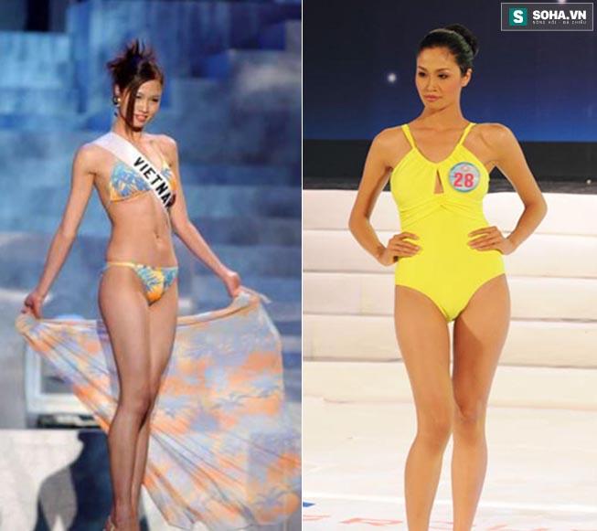 """Những chuyện """"ngược đời"""" chỉ có ở Hoa hậu Hoàn vũ Việt Nam - Ảnh 2."""
