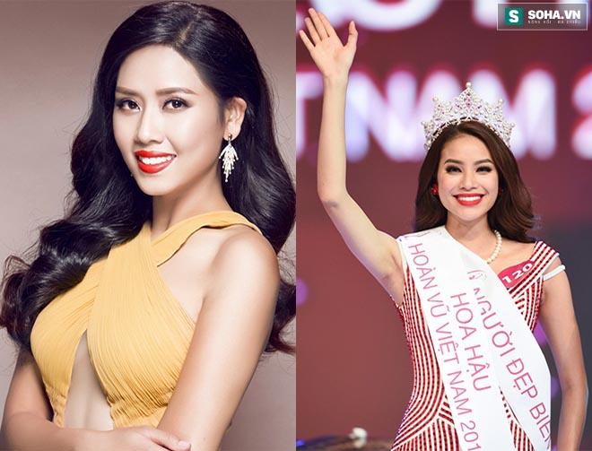 """Những chuyện """"ngược đời"""" chỉ có ở Hoa hậu Hoàn vũ Việt Nam - Ảnh 4."""