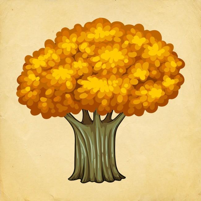 Bạn chọn cái cây nào? Điều đó sẽ tiết lộ vận may của bạn trong năm mới - Ảnh 2.