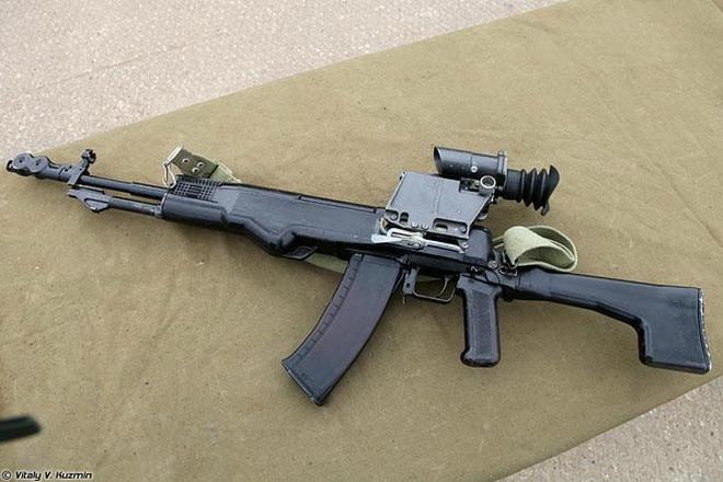 Các ứng viên trong cuộc đua giành vị trí súng trường tấn công tương lai của Quân đội Nga - Ảnh 1.