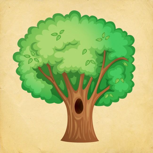 Bạn chọn cái cây nào? Điều đó sẽ tiết lộ vận may của bạn trong năm mới - Ảnh 3.