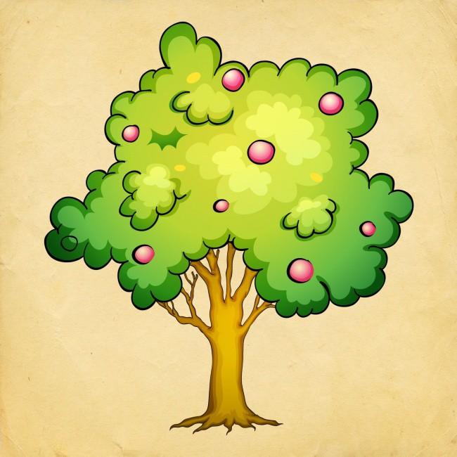 Bạn chọn cái cây nào? Điều đó sẽ tiết lộ vận may của bạn trong năm mới - Ảnh 7.