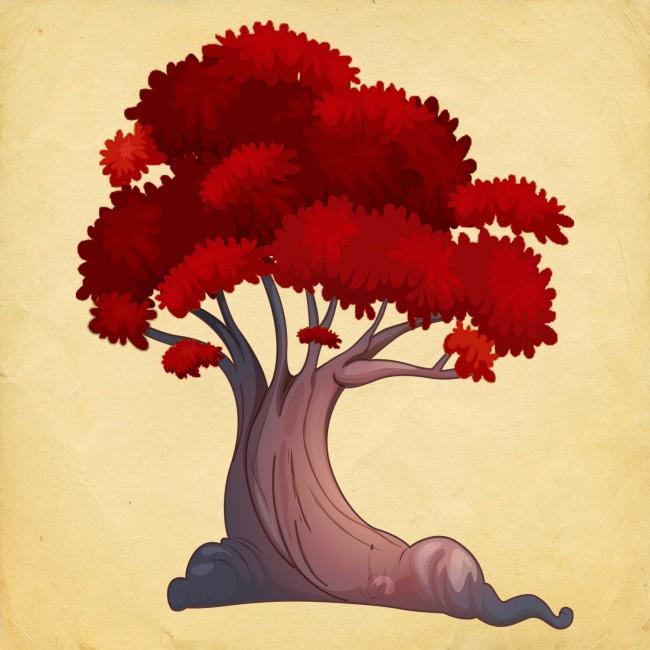 Bạn chọn cái cây nào? Điều đó sẽ tiết lộ vận may của bạn trong năm mới - Ảnh 9.