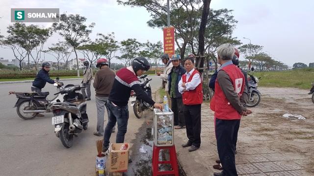 Truy tìm người giả mạo Phó Chủ tịch Hội chữ Thập đỏ để trục lợi ở tai nạn chết người - Ảnh 1.
