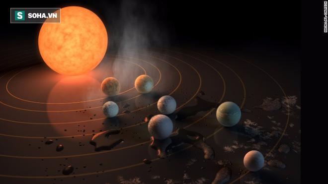 NASA vừa phát hiện 1 hành tinh đông lạnh, có khối lượng y hệt Trái Đất - Ảnh 1.