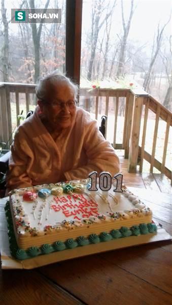 Bí mật trong thực đơn sống thọ đến 101 tuổi của cụ bà ở Mỹ: Nhờ một món ăn ngọt - Ảnh 1.
