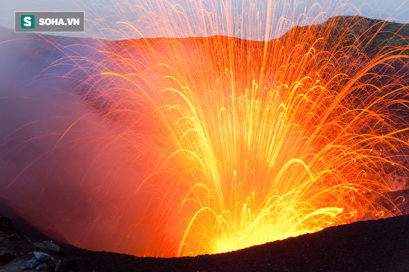 Nếu siêu núi lửa ở Triều Tiên thức tỉnh, sức công phá sẽ ảnh hưởng toàn cầu - Ảnh 1.