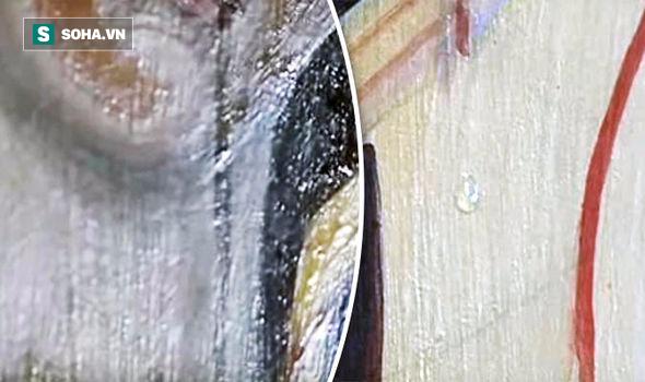 Bức họa Mẹ đồng trinh đột nhiên rơi lệ: Lời tiên tri ngầm cho năm 2017 giông bão? - Ảnh 1.