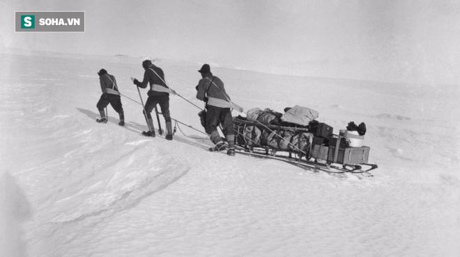 Cuộc đua kỳ lạ đến Bắc Cực và cái giá phải trả bằng chính mạng sống - Ảnh 1.