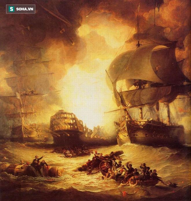 Hải chiến sông Nile: Cuộc đối đầu trên biển khét tiếng trong lịch sử nhân loại - Ảnh 1.
