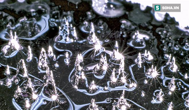 Kim loại mới có thể giúp giải mã bí ẩn lớn nhất của Trái Đất và tạo ra 1 Trái Đất thu nhỏ - Ảnh 2.