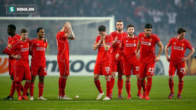 Klopp nói cứng, nhưng Liverpool lại đầy yếu đuối và sợ hãi - Ảnh 3.