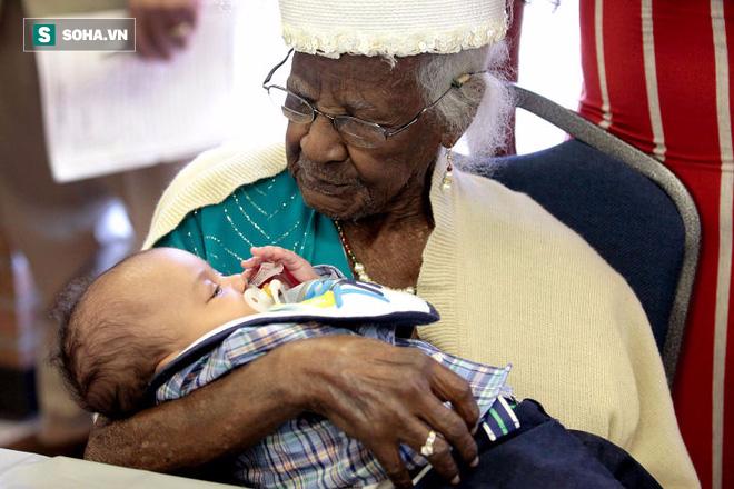 Cụ bà thọ hơn 116 tuổi nhờ 7 bí quyết bạn hoàn toàn có thể áp dụng được - Ảnh 3.