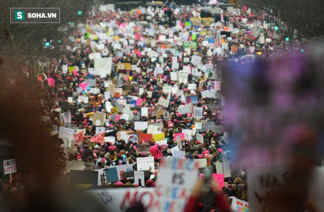 Từ Washington DC: Trump và phụ nữ - Ảnh 4.