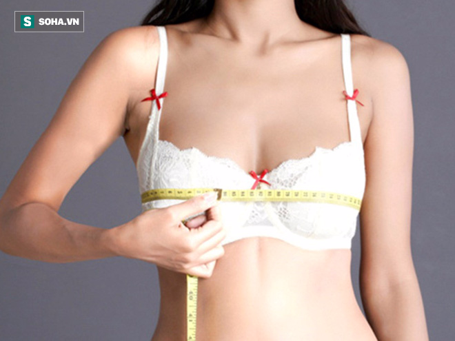 Tại sao bộ ngực chị em lại bên to bên nhỏ khiến 100% phụ nữ có bộ ngực lệch? - Ảnh 2.