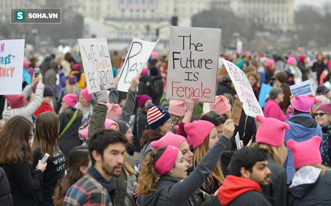 Từ Washington DC: Trump và phụ nữ - Ảnh 7.