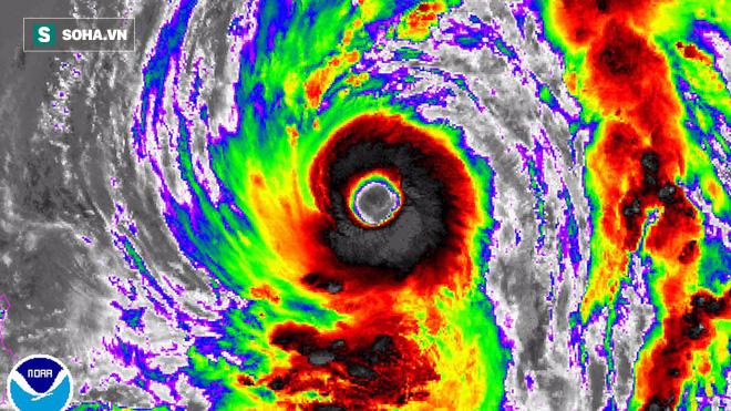 Nhật sắp chịu siêu bão Lan mạnh nhất hành tinh: Mắt bão rộng 80km, vươn vòi đến cả Mỹ - Ảnh 1.