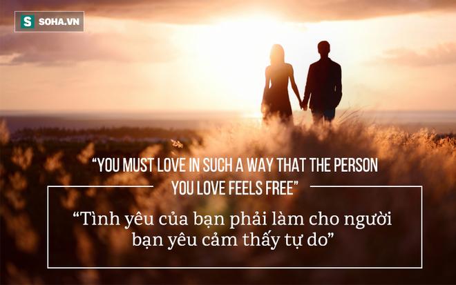 Phật Tổ cho 4 cái túi đựng tình yêu, nhưng chúng ta lại thường nhốt người yêu trong tù! - Ảnh 3.