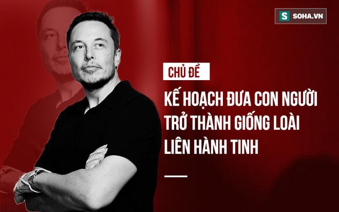 Bài diễn thuyết điên rồ của Elon Musk: 100.000 đô là có nhà ở sao Hỏa, 7 năm nữa thôi! - Ảnh 3.