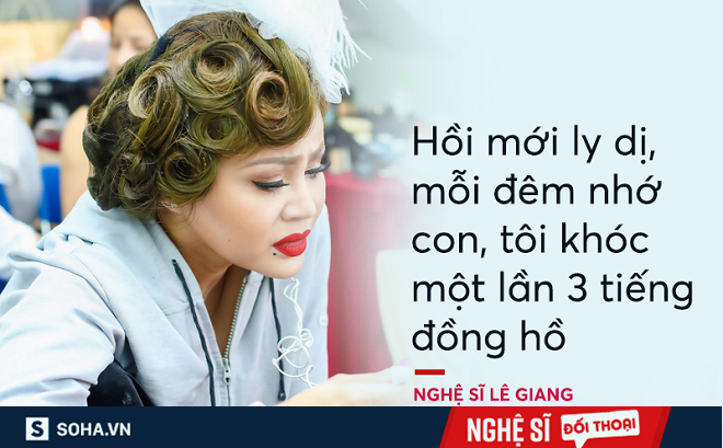 Bi kịch của nghệ sĩ Lê Giang và các con sau khi ly hôn danh hài Duy Phương - Ảnh 2.