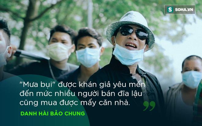 Bảo Chung: Vì tham 5000 đồng mà trở thành danh hài - Ảnh 3.