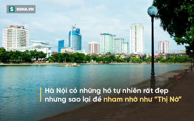 Viết từ Washington DC: Nước ngoài bỏ cả tỉ đô la làm hồ, người Việt bỏ tiền để biến hồ thành Thị Nở - Ảnh 2.