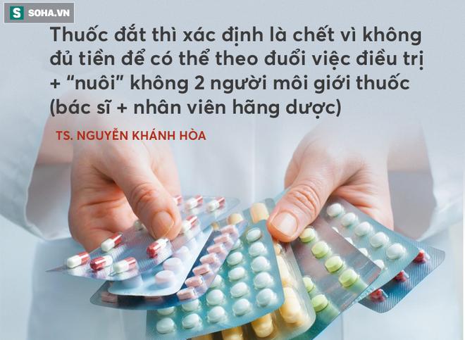 Còn 1 cơ may cho cả bác sĩ và người bệnh ở Việt Nam, Bộ Y tế hãy bảo vệ điều đó! - Ảnh 1.