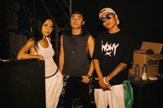 Suboi so tài cùng các nghệ sĩ Thái Lan - Ảnh 1.