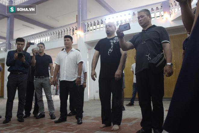 Cao thủ Vịnh Xuân Flores bất ngờ thách đấu Chủ nhiệm Vịnh Xuân Thăng Long - Ảnh 3.