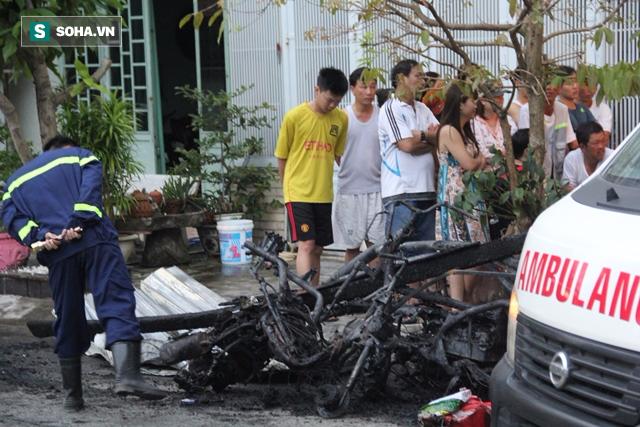 Ba người phụ nữ tử vong trong căn nhà bốc cháy lúc rạng sáng - Ảnh 2.