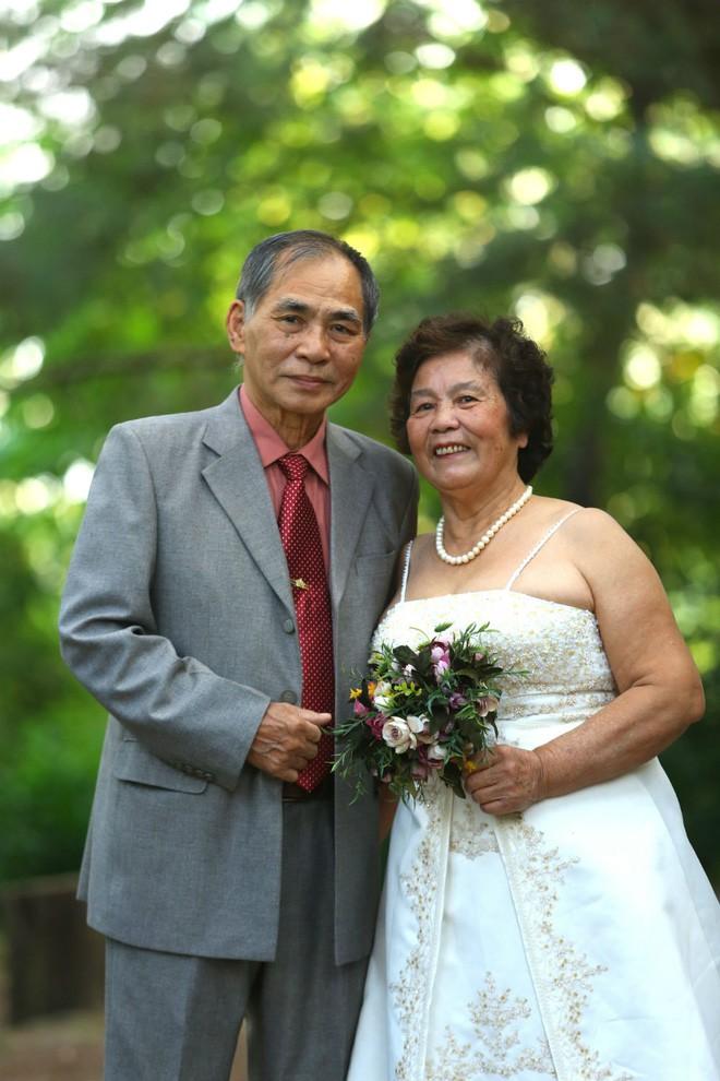 Cặp đôi cô dâu chú rể khiến cả mạng xã hội ghen tỵ vì bộ ảnh cưới độc và ý nghĩa - Ảnh 4.