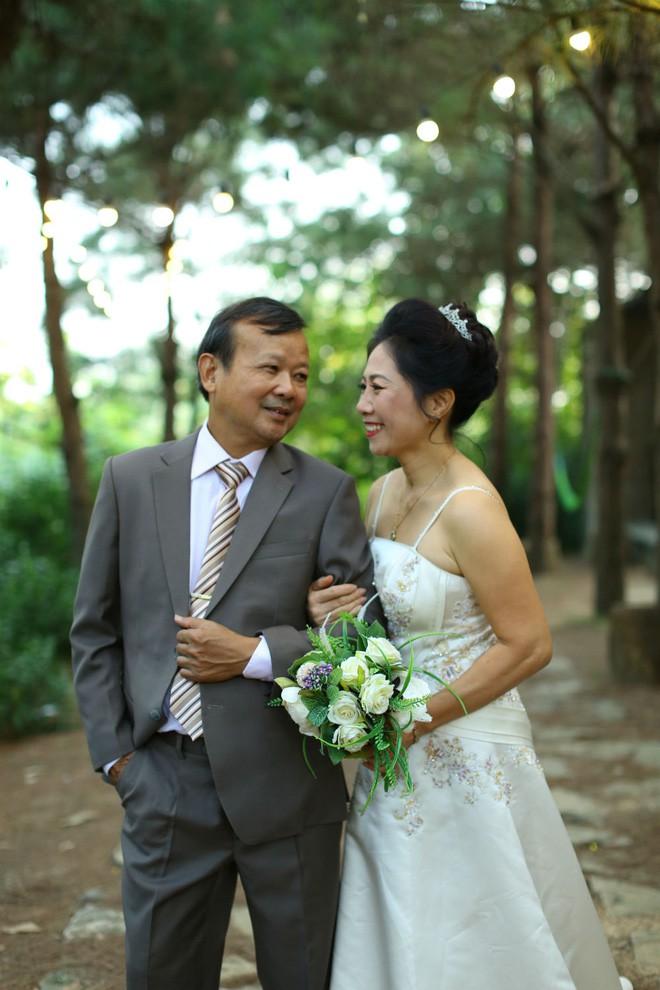 Cặp đôi cô dâu chú rể khiến cả mạng xã hội ghen tỵ vì bộ ảnh cưới độc và ý nghĩa - Ảnh 5.
