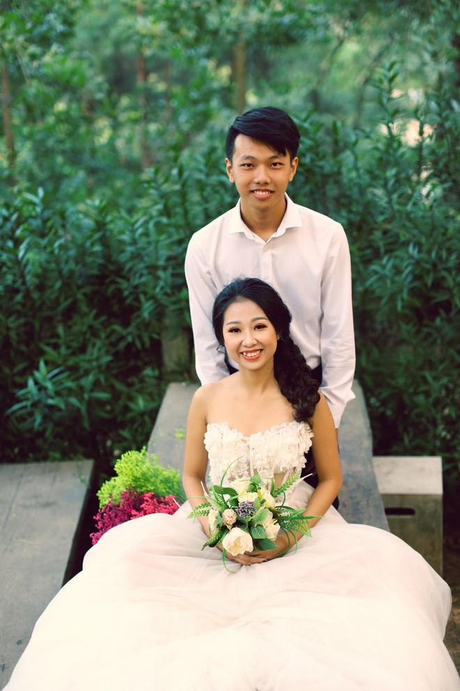 Cặp đôi cô dâu chú rể khiến cả mạng xã hội ghen tỵ vì bộ ảnh cưới độc và ý nghĩa - Ảnh 6.