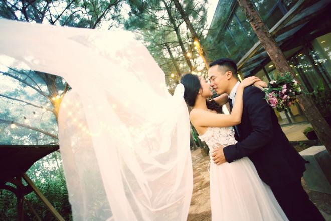 Cặp đôi cô dâu chú rể khiến cả mạng xã hội ghen tỵ vì bộ ảnh cưới độc và ý nghĩa - Ảnh 10.