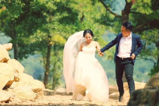 Cặp đôi cô dâu chú rể khiến cả mạng xã hội ghen tỵ vì bộ ảnh cưới độc và ý nghĩa - Ảnh 11.