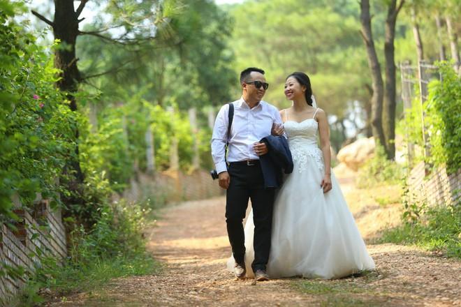 Cặp đôi cô dâu chú rể khiến cả mạng xã hội ghen tỵ vì bộ ảnh cưới độc và ý nghĩa - Ảnh 12.