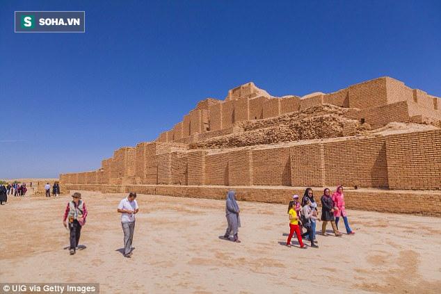 Chạm mức nhiệt gần 54 độ C, Iran trở thành 1 trong những quốc gia nóng nhất thế giới - Ảnh 1.