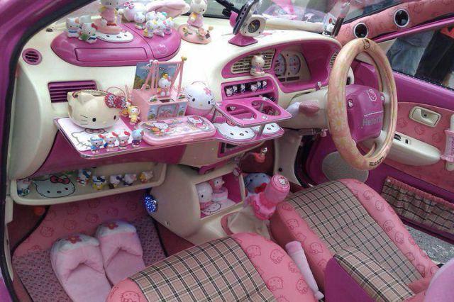 Khi con gái lái ô tô! - Ảnh 11.