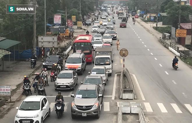 4 huyện thị ở Nghệ An và Hà Tĩnh được giảm 50% phí qua cầu Bến Thuỷ - Ảnh 1.