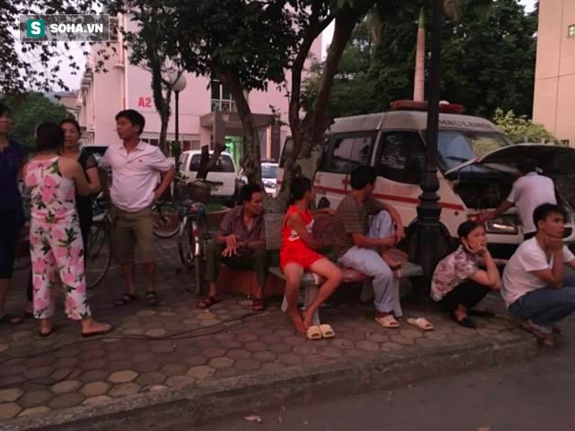 6 bệnh nhân tử vong ở BVĐK Hoà Bình: Buổi sáng bệnh nhân vẫn tự đạp xe, đi bộ đến bệnh viện - Ảnh 2.