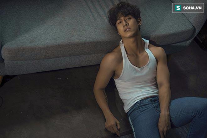 Sự thật về cảnh nóng gây sốc của siêu mẫu Thanh Hằng, Song Luân trong phim Mẹ chồng - Ảnh 4.