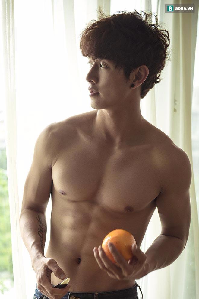 Sự thật về cảnh nóng gây sốc của siêu mẫu Thanh Hằng, Song Luân trong phim Mẹ chồng - Ảnh 3.