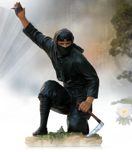 Những vũ khí gây ám ảnh nhất của giới Ninja huyền thoại - Ảnh 2.