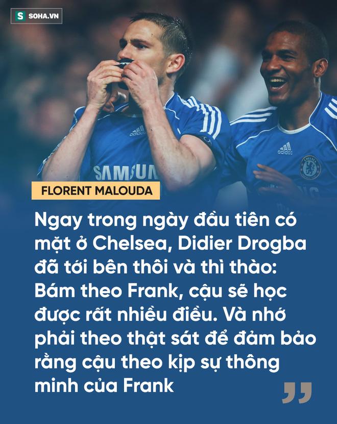 Frank Lampard: Nhà tiên tri từng khiến cả Mourinho lẫn Ronaldinho phải ngả mũ - Ảnh 5.