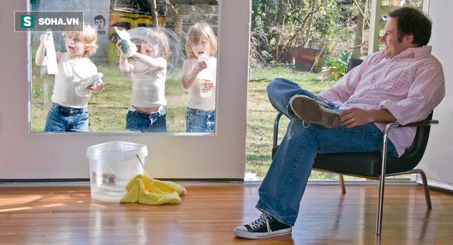 Bố lười dạy được con chăm: Phương pháp giáo dục hữu hiệu đến bất ngờ! - Ảnh 1.