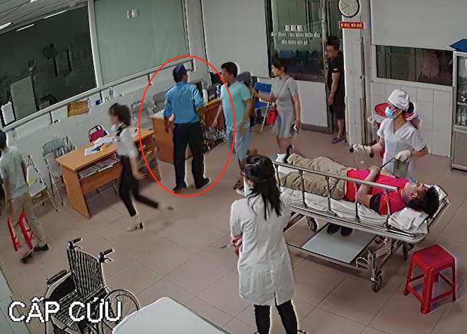 Vụ đánh nữ bác sỹ: Bảo vệ chỉ đứng nhìn, thờ ơ khiến dư luận bức xúc - Ảnh 3.