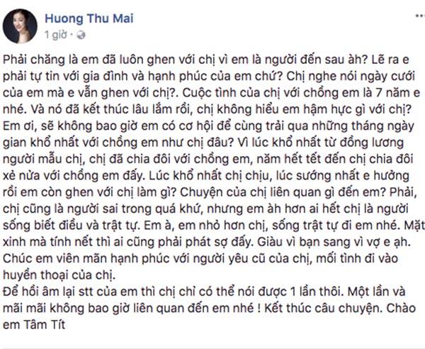 [NÓNG] Maya công bố chuyện yêu chồng Tâm Tít 7 năm, tiết lộ nhiều bí mật gây sốc - Ảnh 2.